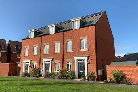 4 bedroom townhouse for sale - Peppercombe Avenue, Exeter