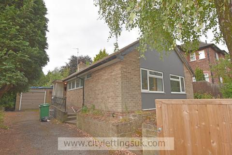 5 bedroom detached bungalow to rent - Oundle Drive, Lenton