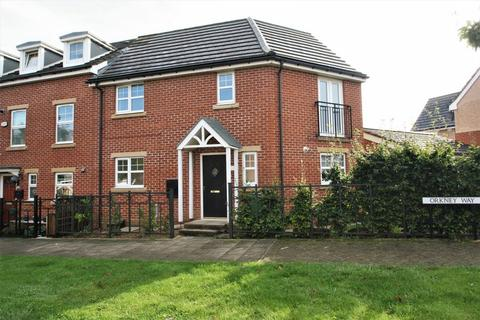 3 bedroom terraced house for sale - Orkney Way, Thornaby, Stockton, TS17 8GE