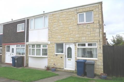 3 bedroom semi-detached house for sale - Masefield Drive,  South Shields,  NE34 9LH