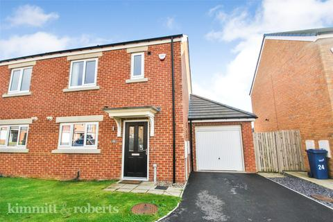 3 bedroom semi-detached house for sale - Primrose Lane, Houghton Le Spring, Tyne and Wear, DH4