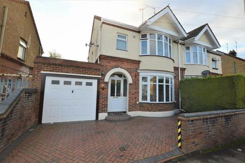 3 bedroom semi-detached house for sale - Carlton Crescent, New Bedford Road Area, Luton, Bedfordshire, LU3 1EN