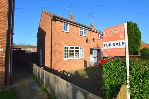 3 bedroom end of terrace house for sale - Briar Close, Putteridge, Luton, Bedfordshire, LU2 8EA