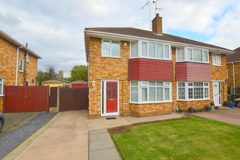 3 bedroom semi-detached house for sale - Crowland Road, Putteridge, Luton, Bedfordshire, LU2 8EH