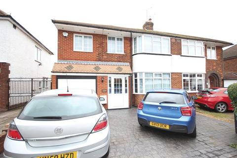 4 bedroom semi-detached house for sale - Extended 4 bed in Vauxhall Park with large rear garden...