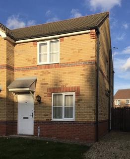 2 bedroom semi-detached house to rent - Connaught Road, Scunthorpe
