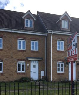 4 bedroom terraced house to rent - Whimbrell Chase, Scunthorpe