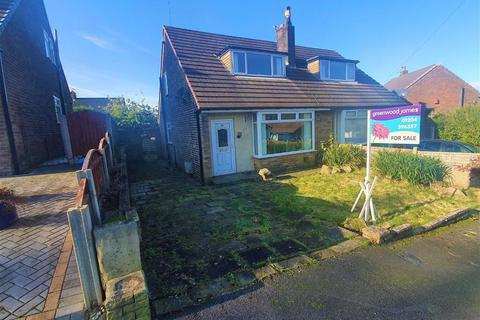 2 bedroom semi-detached bungalow for sale - Bramhall Avenue, Harwood, Bolton WATCH THE VIDEO TOUR