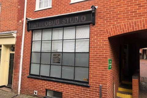 Studio to rent - 14b Lower North Street, Exeter