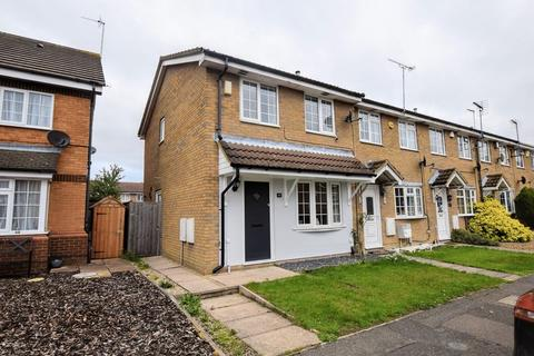3 bedroom end of terrace house for sale - Lupin Walk, Aylesbury