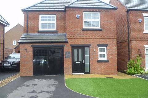 3 bedroom detached house to rent - Burton Street, Market Harborough, Leicestershire