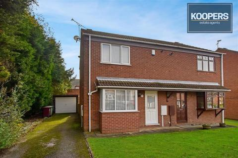 2 bedroom semi-detached house for sale - Aspen Rise, Shirland, Alfreton