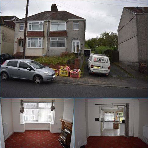 3 bedroom semi-detached house for sale - Goetre Fawr Road, Swansea, SA2
