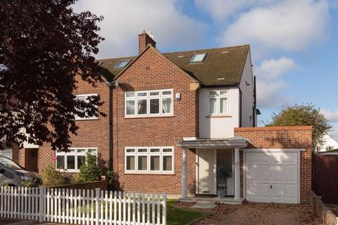 4 bedroom semi-detached house for sale - Homemead Road, Bickley, Bromley