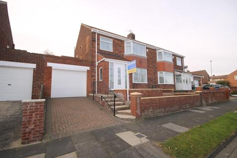 3 bedroom semi-detached house for sale - Bournemouth Drive, Hart Station, Hartlepool
