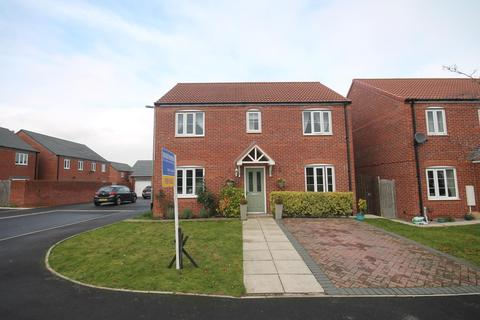 4 bedroom house for sale - Pease Gardens, Middlesbrough