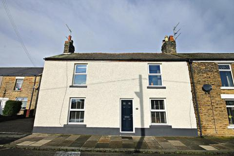 3 bedroom end of terrace house for sale - West Road, Crook