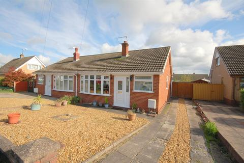2 bedroom semi-detached bungalow for sale - Delves Close, Shavington, Crewe