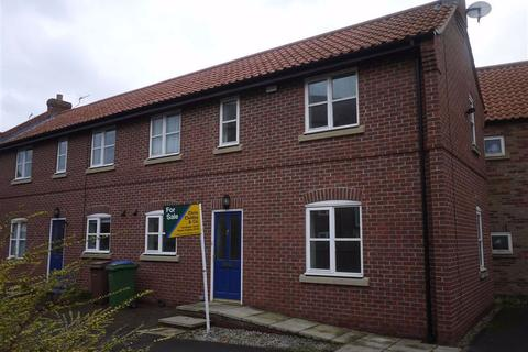 2 bedroom end of terrace house to rent - The Archway, Market Weighton