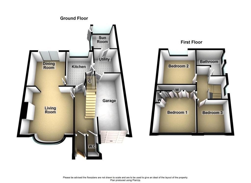 Floorplan: 52 Farringdon Road, North Shields.JPG