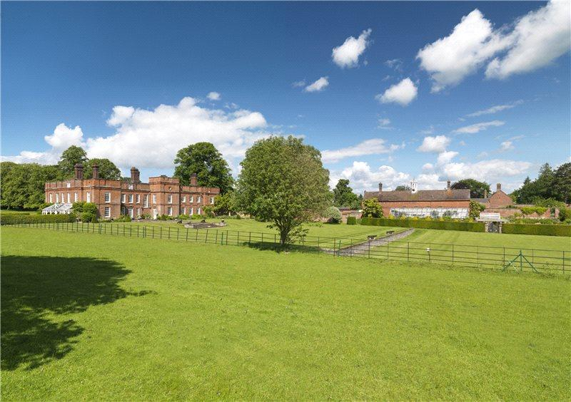 8 Bedrooms Unique Property for sale in Peplow Hall, Peplow, Market Drayton, Shropshire, TF9