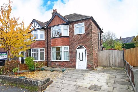 3 bedroom semi-detached house for sale - Sandileigh Avenue, Hale, Cheshire