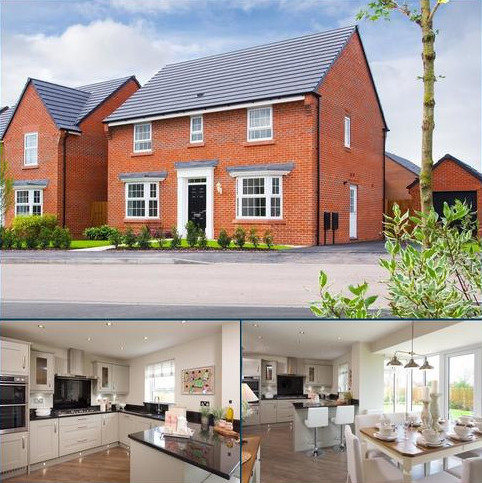4 bedroom detached house for sale - Manor Drive, Upton, WIRRAL