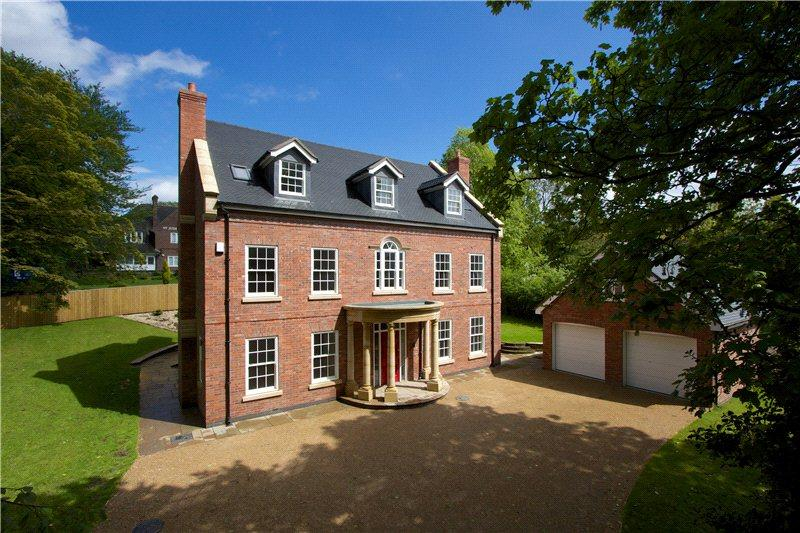 6 Bedrooms Detached House for sale in Sandy Lane, Newcastle, Staffordshire, ST5