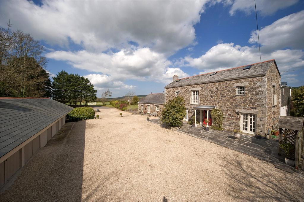 5 Bedrooms Detached House for sale in St. Kew, Near Wadebridge, Cornwall, PL30