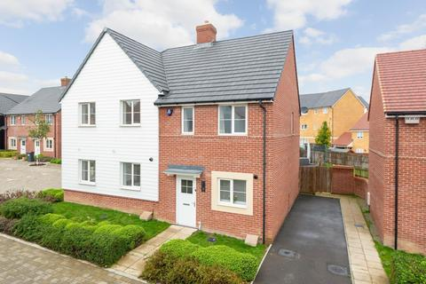2 bedroom semi-detached house for sale - Harry Saunders Lane, Repton Park, Ashford, TN23