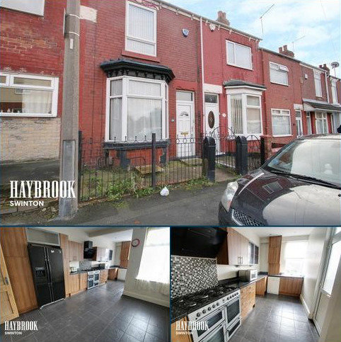 2 bedroom terraced house for sale - Highwoods Road, Mexborough