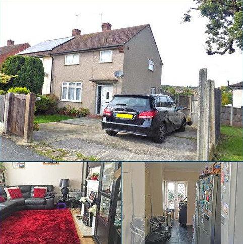 3 bedroom semi-detached house for sale - Chippenham Road, Harold Hill, ROMFORD RM3