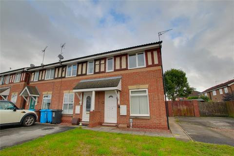 2 bedroom end of terrace house to rent - The Cotswolds, Hull, HU9