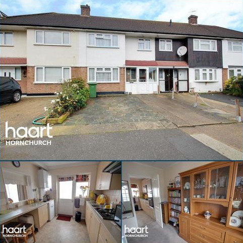 3 bedroom terraced house for sale - Nelson Road, Hornchurch
