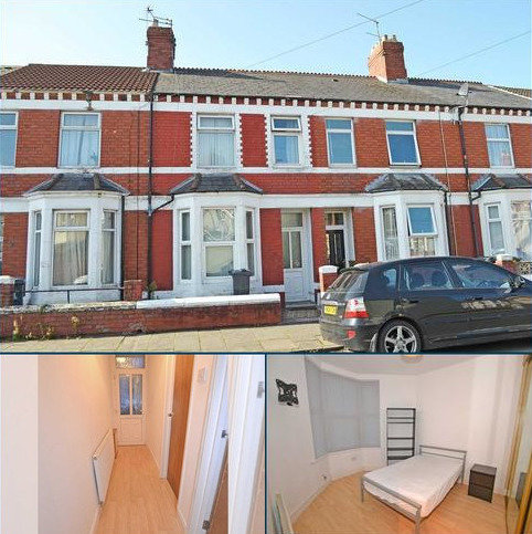 3 bedroom terraced house for sale - CWMDARE STREET, CATHAYS, CARDIFF