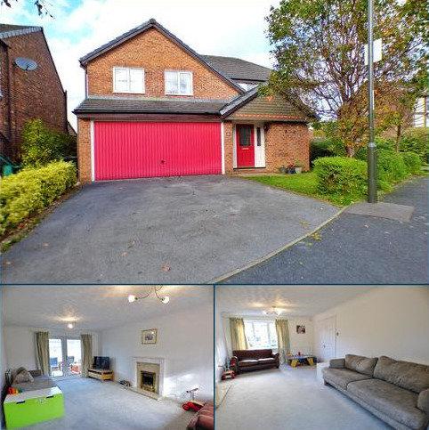 4 bedroom detached house for sale - Sunningdale Drive, Glossop, Derbyshire, SK13