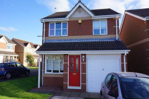 3 bedroom detached house to rent - Greenfield Drive, Guidepost NE62