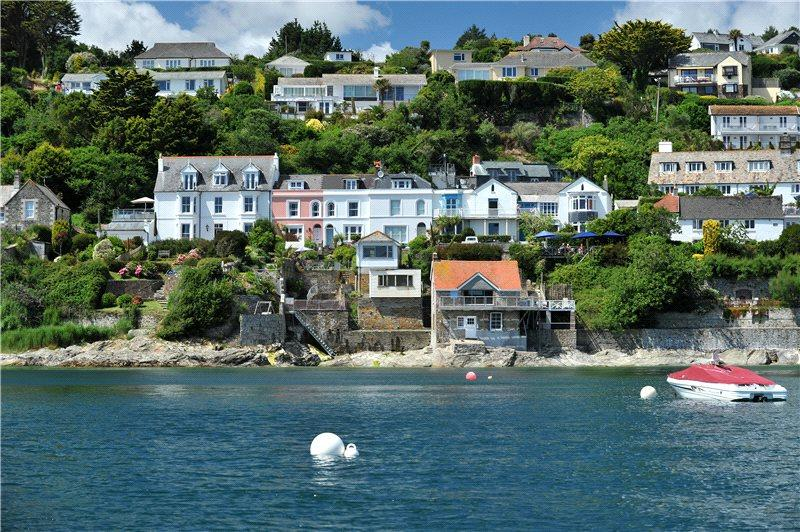 4 Bedrooms Terraced House for sale in St. Mawes, The Roseland, South Cornwall, TR2