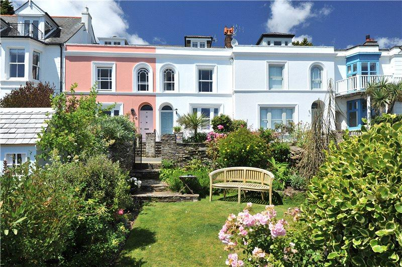 4 Bedrooms Terraced House for sale in St. Mawes, Truro, Cornwall, TR2