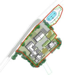 Residential development for sale - Development at Hoghill Farm, East Calder EH53