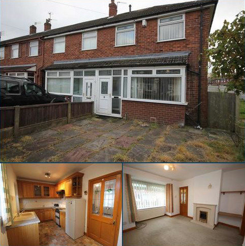 2 bedroom end of terrace house to rent - Langfield Crescent, Manchester