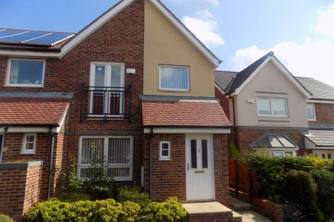 3 bedroom link detached house to rent - Hudson Walk, Ashington NE63