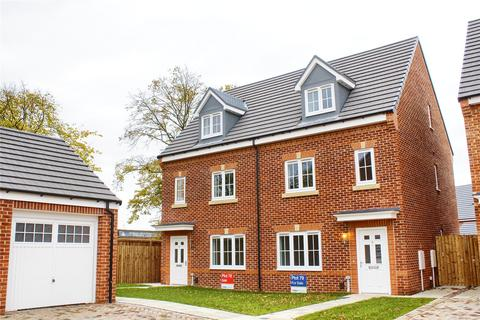 4 bedroom semi-detached house for sale - Gold Court, Clairville Grange