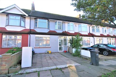 4 bedroom terraced house to rent - Princes Avenue, Palmers Green, London, N13