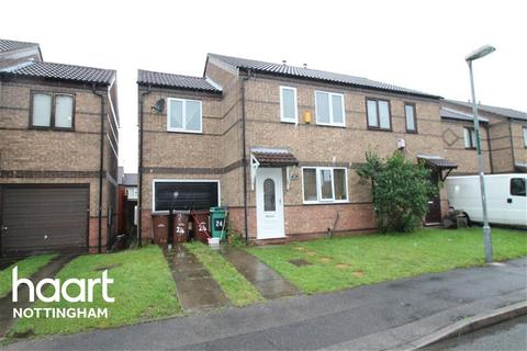 3 bedroom semi-detached house to rent - Darnal Close, Bestwood Park NG5
