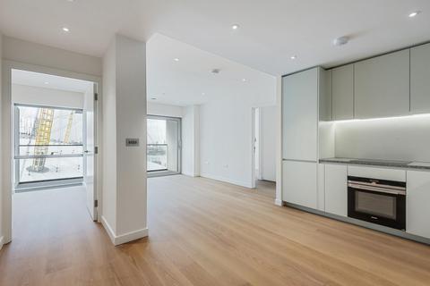 2 bedroom apartment to rent - No.2, Upper Riverside, Cutter Lane, Greenwich Peninsula, SE10
