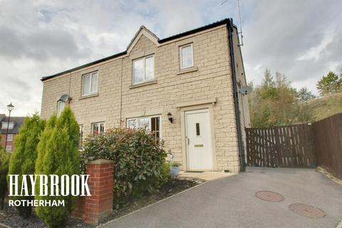 3 bedroom end of terrace house for sale - Georgian Mews, Catcliffe