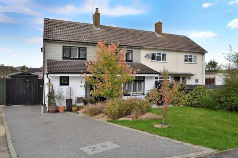 3 bedroom semi-detached house for sale - Bettys Close, Newton Longville