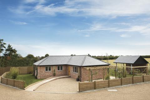 3 bedroom detached bungalow for sale - Shott's Meadow, Benhal,l Saxmundham