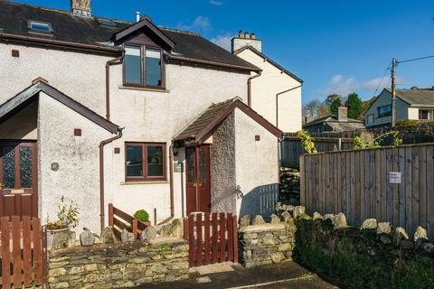2 bedroom end of terrace house for sale - 18 Abbots View, Backbarrow, Ulverston, LA12 8RA